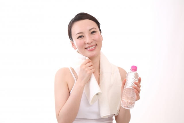 軟水の飲み方